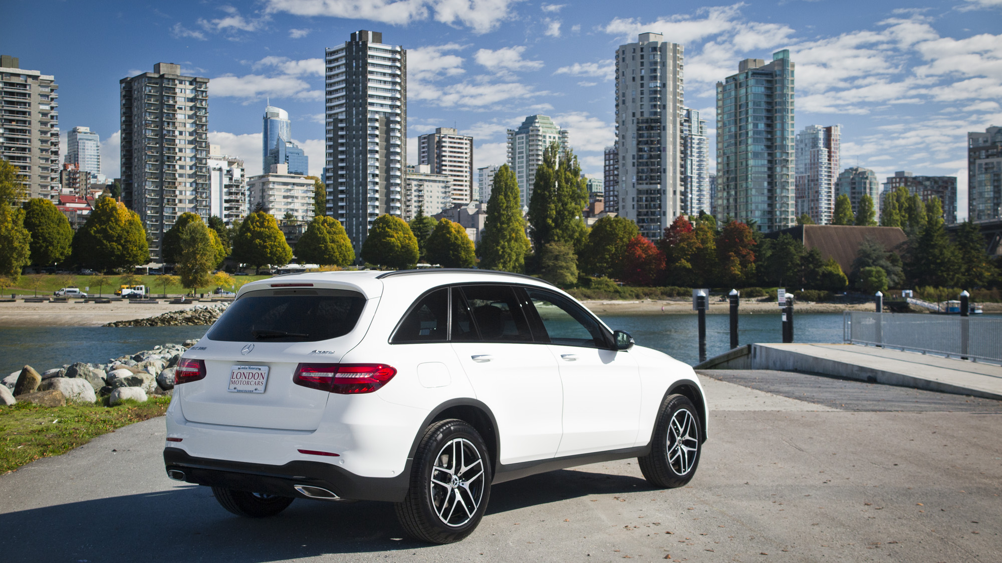 Mb Glc 300 >> Mercedes Benz 2019 GLC300 4MATIC - London Motorcars