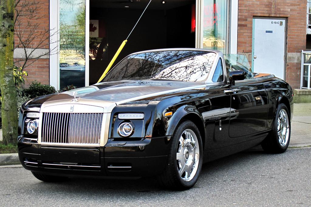 Rolls Royce 2008 Phantom Drophead Coupe London Motorcars